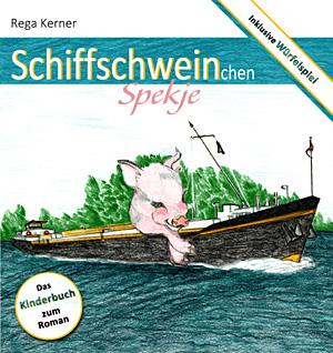 Cover Rheinschiff - Kinderbuch