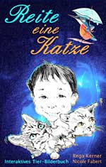 Buchcover: Reite eine Katze